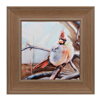 Cardinal II Framed Art Print