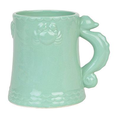 Aqua Sanibel Mug