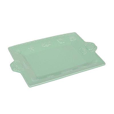 Aqua Sanibel Platter