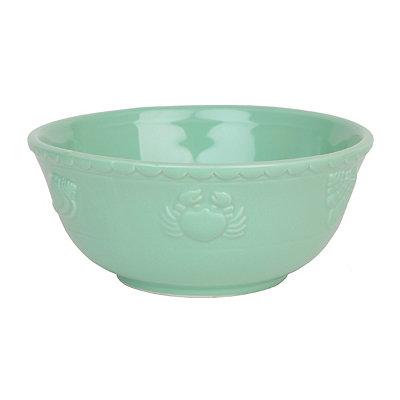 Aqua Sanibel Cereal Bowl