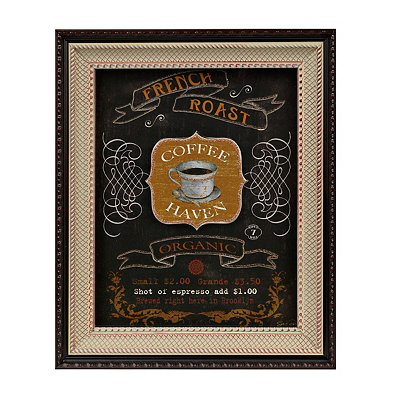 French Roast I Shadowbox