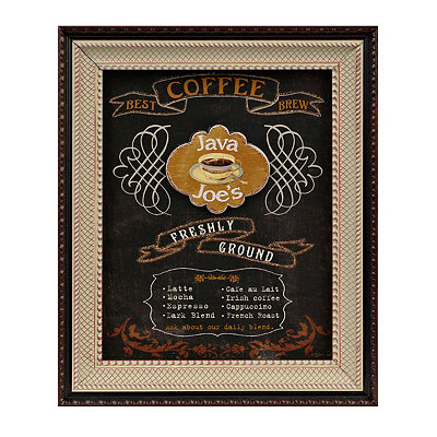 French Roast II Shadowbox