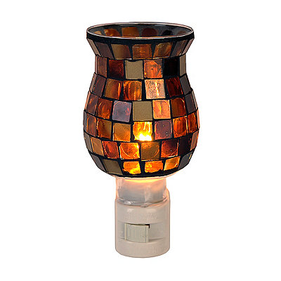 Tortoise Mosaic Tile Night Light