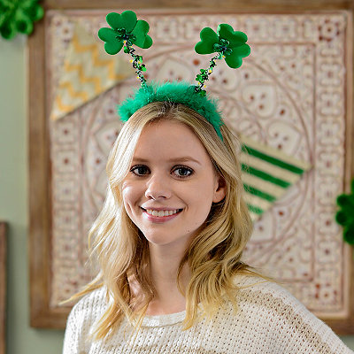 Blinking St. Patrick's Day Head Bopper