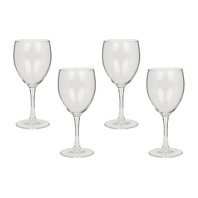 All-Purpose Goblets, Set of 4