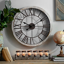 Dawson Industrial Clock