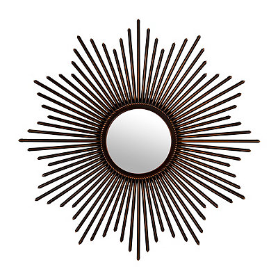 Bronze Starburst Mirror