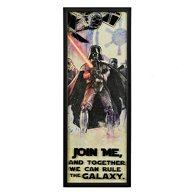 Rule the Galaxy Shadowbox