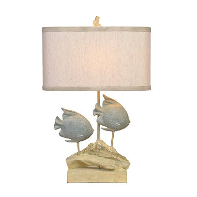 Phegan's Bay Fish Table Lamp