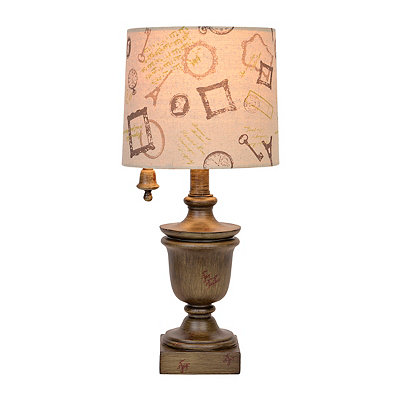 Brown Hampshire Table Lamp