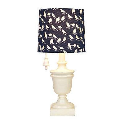 Halifax White Table Lamp