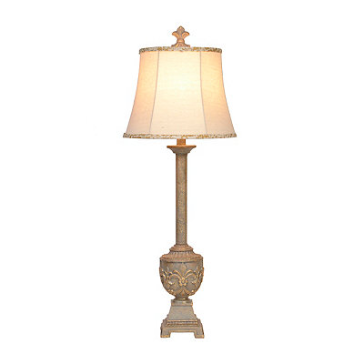 Golden Versailles Buffet Lamp