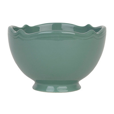 Turquoise Versailles Bowl