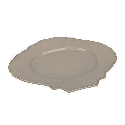 Taupe La Dolce Oval Platter