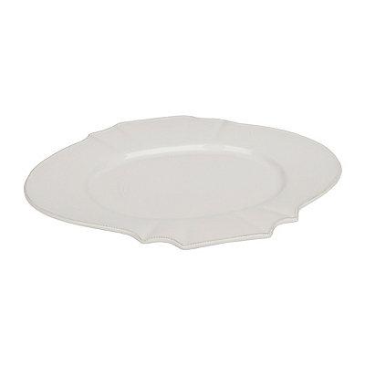 White La Dolce Oval Platter