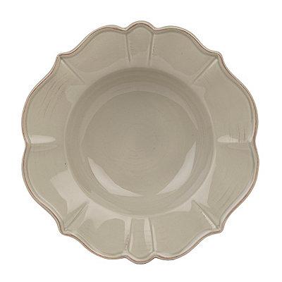 Taupe La Dolce Soup Bowl