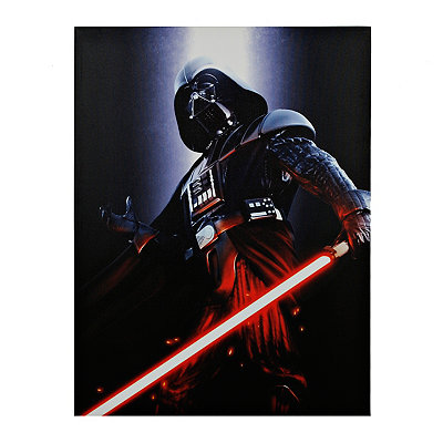 Darth Vader Canvas Art Print