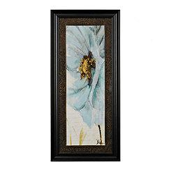 Poppy Garden II Framed Art Print