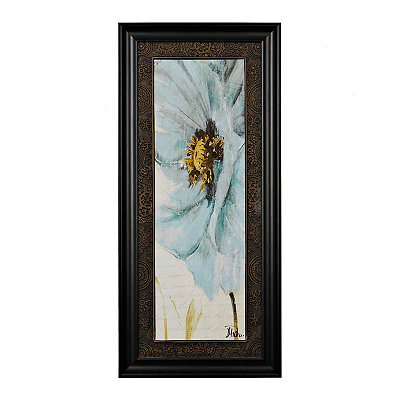 Poppy Garden II Framed Art Print