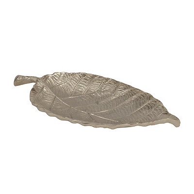 Nickel Leaf Tray