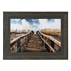 Path to Paradise Framed Art Print