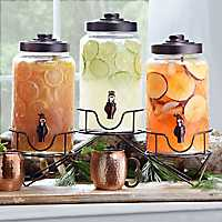 Quilted Beverage Dispensers
