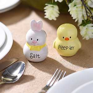 Salt and Peeper Salt and Pepper Shaker Set