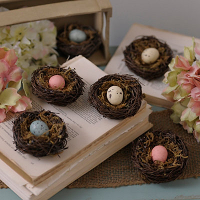 Decorative Nests, Set of 6