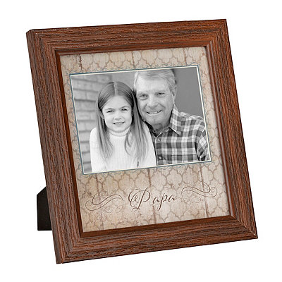 Papa Picture Frame, 5x7