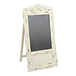 Antique Scroll Chalkboard