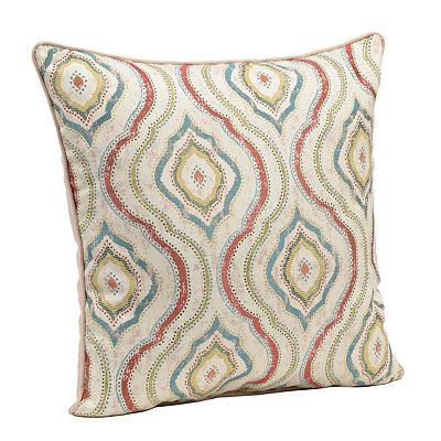 Multicolor Grand Jubilee Pillow
