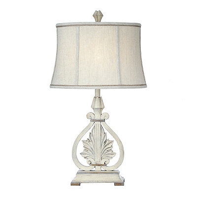 Carved Allston Table Lamp