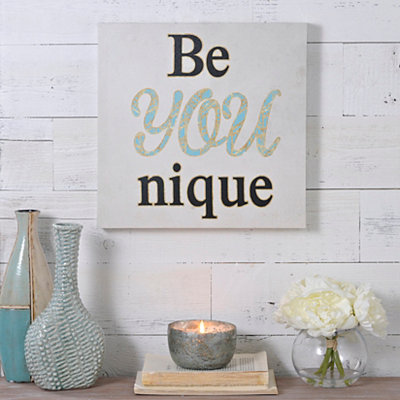 Be You Nique Canvas Art Print