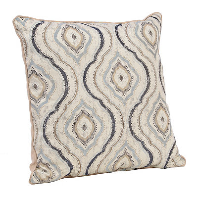 Indigo Grand Jubilee Pillow