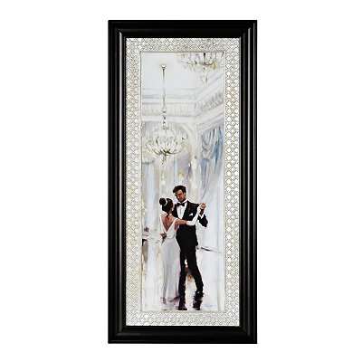 Dance with Me Framed Art Print