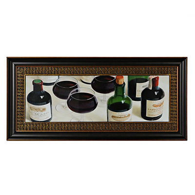 Beverage of the Gods Framed Art Print