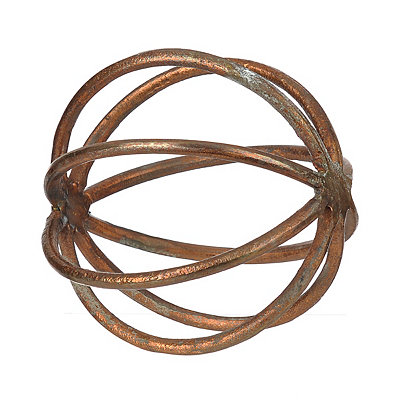 Oxidized Copper Sphere