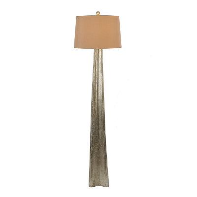 Silver Scavo Floor Lamp