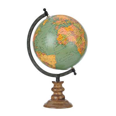 Turquoise Greenwich Globe
