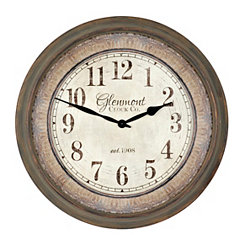 Rustic Bailey Anne Clock
