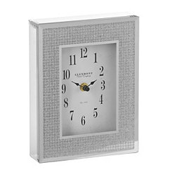 Mirrored Bling Tabletop Clock