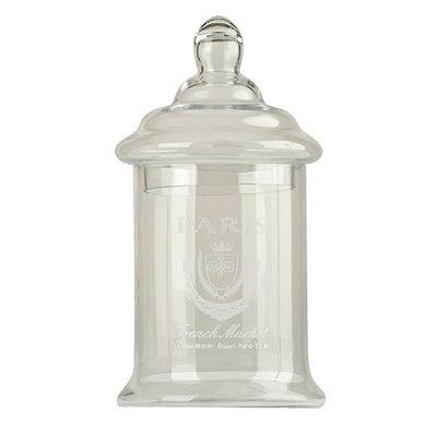 Paris Bath Glass Apothecary