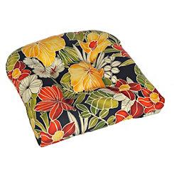 Clemens Noir Outdoor Cushion
