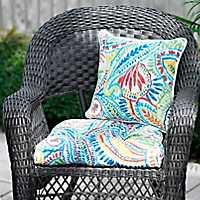 Ummi Multicolor Outdoor Cushion