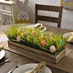 Easter Egg Hunt Centerpiece