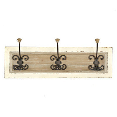 Distressed Plantation Wall Hook