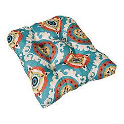 Aqua Valerie Outdoor Cushion
