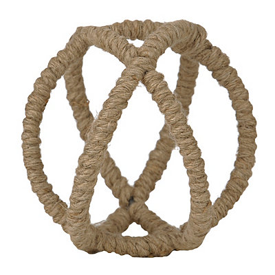 Rope-Wrapped Sphere