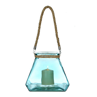 Aqua Pyramid Lantern