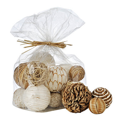 Natural Andre Dried Orb Set